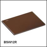 プレート型ビームスプリッタ、1.2~1.6 µm
