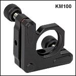 キネマティックミラーマウント、Ø25 mm~Ø25.4 mm(Ø1インチ)光学素子用