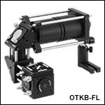 蛍光顕微鏡モジュール