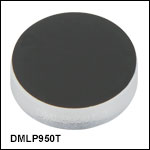 ロングパスダイクロイックミラー/ビームスプリッタ、カットオン波長:950 nm