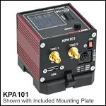 K-Cube™位置センサーディテクタ(PSD用)コントローラ