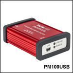 フォトダイオード、サーマルおよび焦電センサー用パワー&エネルギーメーターインターフェイス