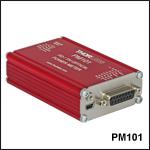 フォトダイオードパワーセンサーおよびサーマルパワーセンサー用パワーメーターインターフェイス