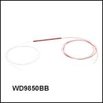 波長分割多重(WDM)カプラ、980 nm / 1550 nm
