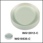 N-BK7ウィンドウ、ARコーティング:1050~1700 nm