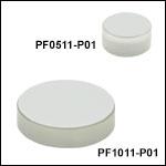 保護膜付きZerodur銀ミラー(450 nm~20 µm)
