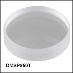 ショートパスダイクロイックミラー/ビームスプリッタ、カットオフ波長:950 nm