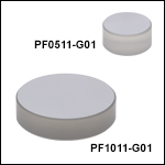 保護膜付きZerodurアルミミラー(450 nm~20 µm)