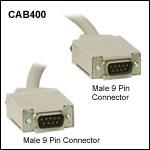 半導体レーザ電流コントローラ接続ケーブル
