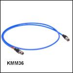 2.92 mm-2.92 mmマイクロ波ケーブル