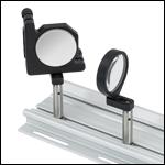 Optomechanics Installed on Rail Side