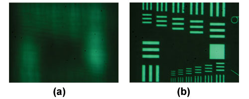 Adaptive Optics Air Force Target Imaging