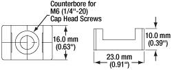 CMS010 Mechanical Drawing