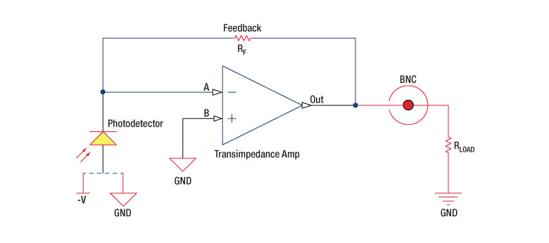 Amplified Detector Circuit