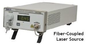 Fiber-Coupled Laser Light Source