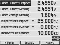 Measurement Screen 1