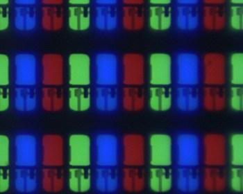 LCD Screen Pixels