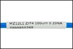 Serialized Fiber End