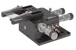 Microscopy Slide Holder