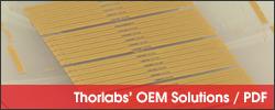 Thorlabs OEM Brochure