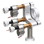 Vacuum Compatible Kinematic Mount with