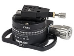 CR1A, Continuous Rotation Mount Adapter
