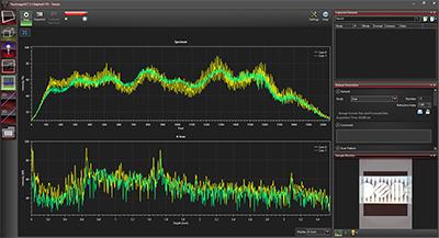 OCT Software 1D Mode