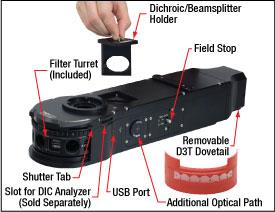 Epi-Illuminator Module