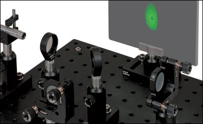 Bomb Tester Interference Pattern