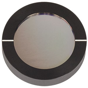 WP25H-C - CaF<sub>2</sub> Holographic Wire Grid Polarizer, Ø25 mm, Mounted