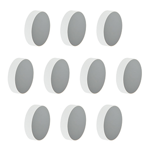 BB2-E02-10 - Ø2in Broadband Dielectric Mirror, 400 - 750 nm, 10 Pack