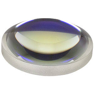 AL3026-B - Ø30 mm S-LAH64 Aspheric Lens, f=26 mm, NA=0.51, ARC: 650-1050 nm