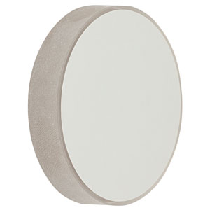 CM508-200-P01 - Ø2in Silver-Coated Concave Mirror, f = 200.0 mm
