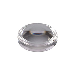 352671-405 - f = 4.02 mm, NA = 0.6, Unmounted Geltech Aspheric Lens, AR: 405 nm