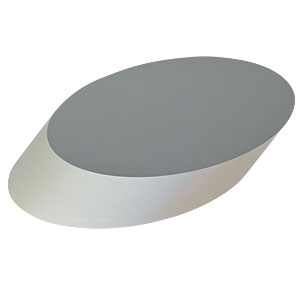 BBE2-E02 - 2in Broadband Dielectric Elliptical Mirror, 400 - 750 nm
