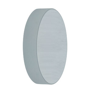 CM508-200-F01 - Ø2in UV-Enhanced Al-Coated Concave Mirror, f = 200.0 mm
