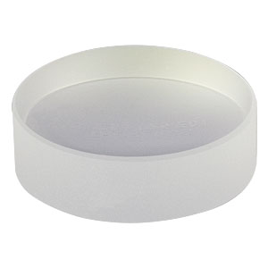 "CM254-025-E01 - Ø1"" Dielectric-Coated Concave Mirror, 350 - 400 nm, f = 25 mm"