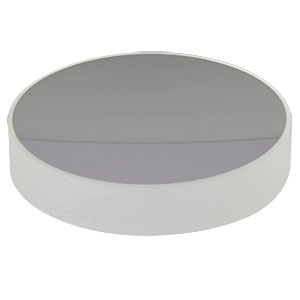 CM508-150-E02 - Ø2in Dielectric-Coated Concave Mirror, 400 - 750 nm, f = 150 mm