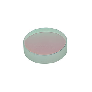CM254-075-E03 - Ø1in Dielectric-Coated Concave Mirror, 750 - 1100 nm, f = 75 mm