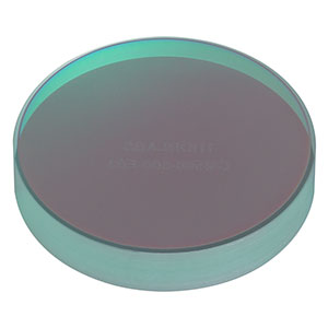 CM508-200-E03 - Ø2in Dielectric-Coated Concave Mirror, 750 - 1100 nm, f = 200 mm