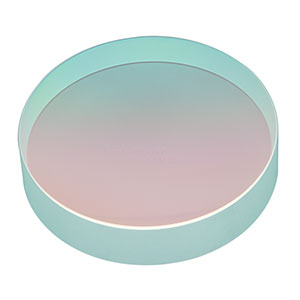 CM750-075-E03 - Ø75 mm Dielectric-Coated Concave Mirror, 750 - 1100 nm, f = 75 mm