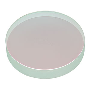 CM750-200-E03 - Ø75 mm Dielectric-Coated Concave Mirror, 750 - 1100 nm, f = 200 mm
