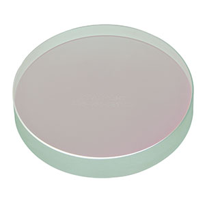CM750-500-E03 - Ø75 mm Dielectric-Coated Concave Mirror, 750 - 1100 nm, f = 500 mm