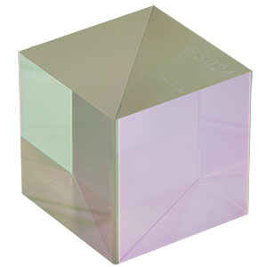 BS024 - 70:30 (R:T) Non-Polarizing Beamsplitter Cube, 1100 - 1600 nm, 1in