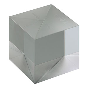 BS025 - 10:90 (R:T) Non-Polarizing Beamsplitter Cube, 400-700 nm, 1in