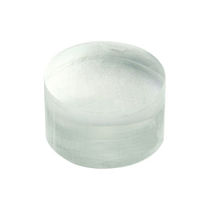 APL0615-B - Ø6 mm Molded Acrylic Aspheric Lens, f=15.12 mm, ARC: 650-1050 nm