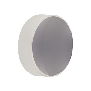 CM127-010-P01 - Ø1/2in Silver-Coated Concave Mirror, f = 9.5 mm