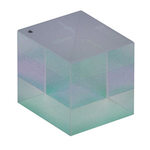 BS011 - 50:50 Non-Polarizing Beamsplitter Cube, 700 - 1100 nm, 10 mm