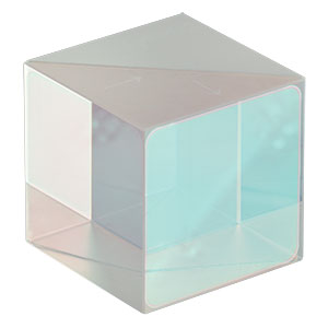 BS015 - 50:50 Non-Polarizing Beamsplitter Cube, 1100 - 1600 nm, 1in