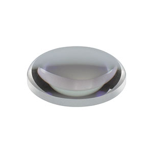 LA1270-B - N-BK7 Plano-Convex Lens, Ø18.0 mm, f = 25.0 mm, AR Coating: 650 - 1050 nm